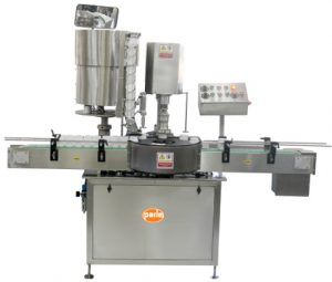 PSC-45 Single Head Bottle Capping Machines, CRC and Screw Caps