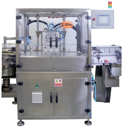 PSC-63 Bottle Capping Machine, Singe Head Press-On Capping Machine