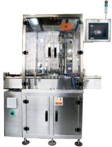PSC-64 Pre-Threaded Metal Caps Capping Machine PSC-64 Bottle Capping Machine, Pre-Threaded Metal Caps Capping Machine